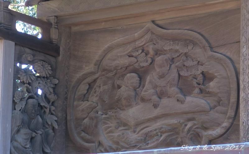 ◆ 千葉県印旛郡 「大鷲神社」へ (2017年2月)_d0316868_1153020.jpg