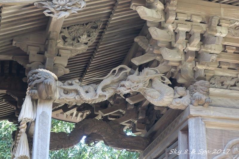 ◆ 千葉県印旛郡 「大鷲神社」へ (2017年2月)_d0316868_115857.jpg