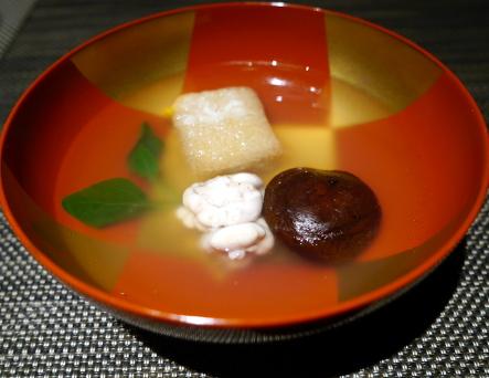 日本料理 有馬 華暦 @母娘旅Ⅱ_b0118001_7423571.jpg