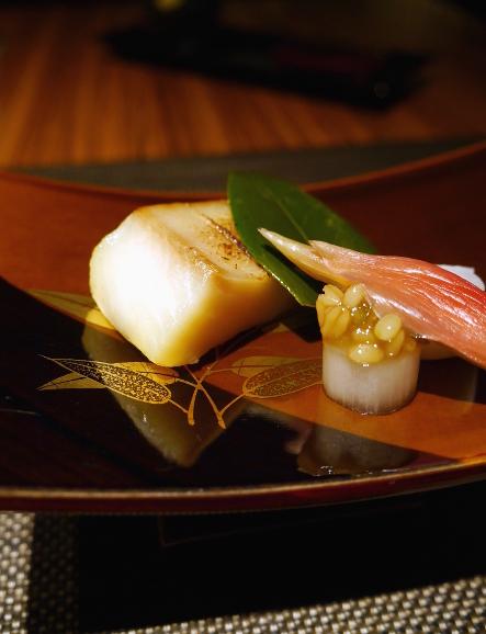 日本料理 有馬 華暦 @母娘旅Ⅱ_b0118001_743853.jpg