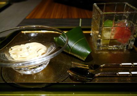 日本料理 有馬 華暦 @母娘旅Ⅱ_b0118001_7442858.jpg