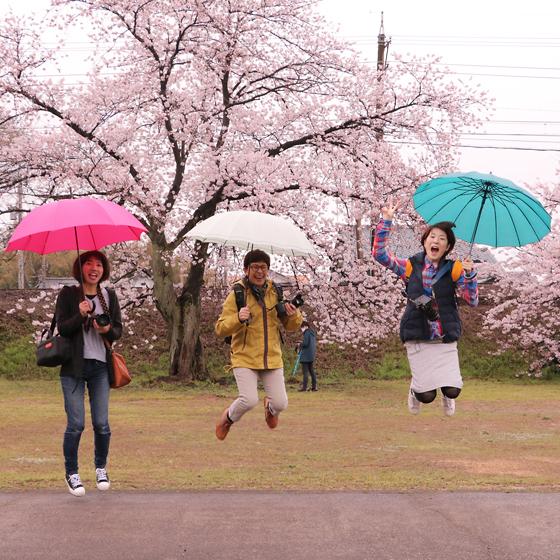 福井*カメラ女子の会 桜をふんわりピンク色に撮る!_a0189805_12450531.jpg