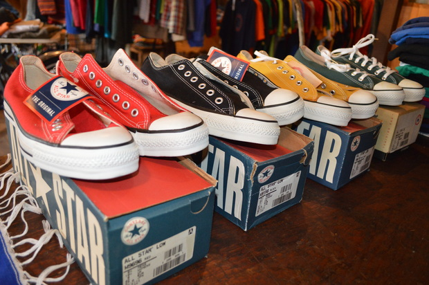 convers all star dead stock used clothing shop lucy