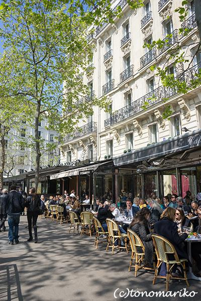 今週末はパリっ子ウキウキ夏に近いパリの春!_c0024345_07450040.jpg