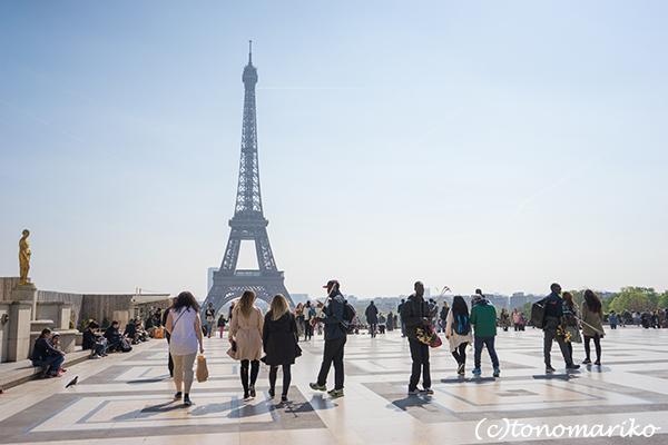 今週末はパリっ子ウキウキ夏に近いパリの春!_c0024345_07450085.jpg