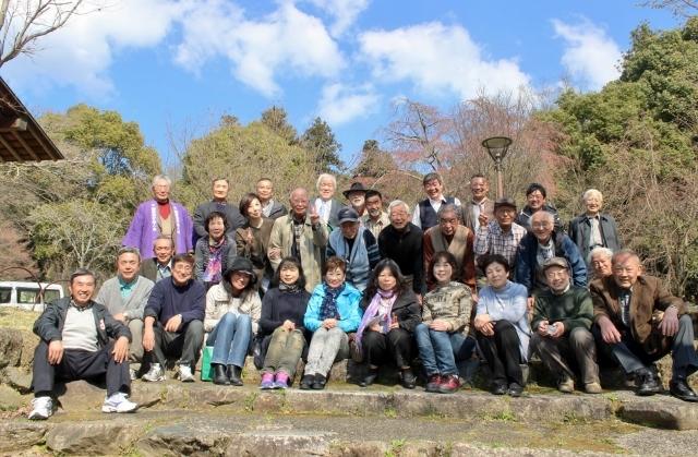 京都でお花見会を開催しました_a0165546_17511463.jpg