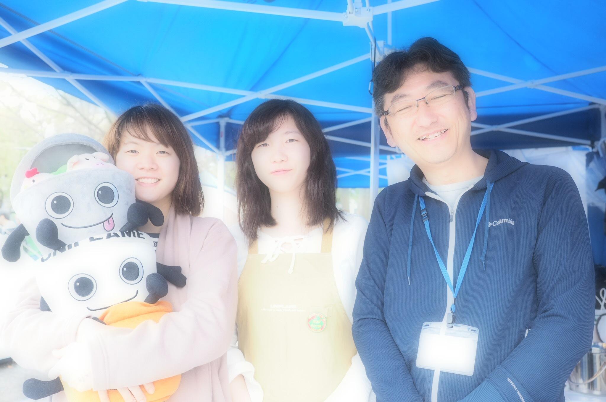 【Photo】アウトドアデイジャパン「笑顔」コレクション!_b0008655_21510017.jpg