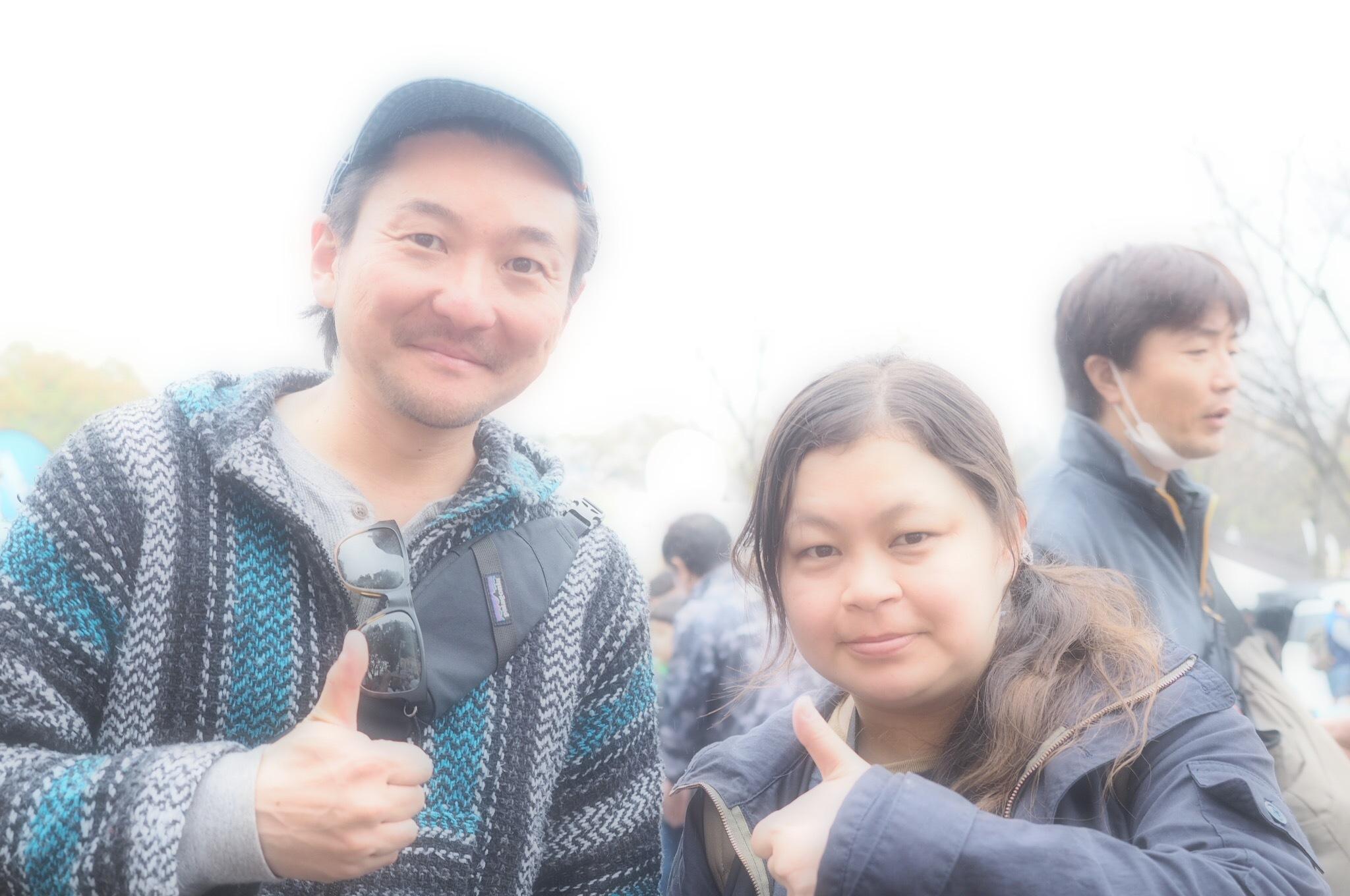【Photo】アウトドアデイジャパン「笑顔」コレクション!_b0008655_21511982.jpg