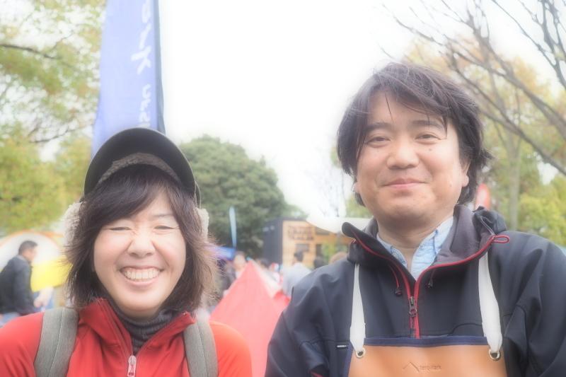 【Photo】アウトドアデイジャパン「笑顔」コレクション!_b0008655_21594496.jpg