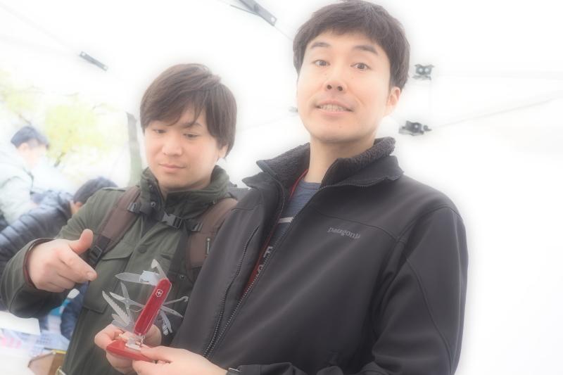 【Photo】アウトドアデイジャパン「笑顔」コレクション!_b0008655_22004005.jpg
