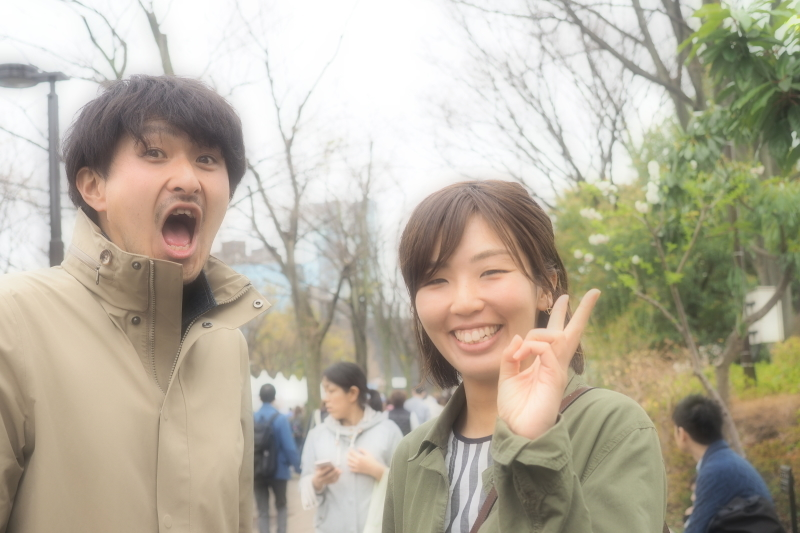 【Photo】アウトドアデイジャパン「笑顔」コレクション!_b0008655_22073949.jpg
