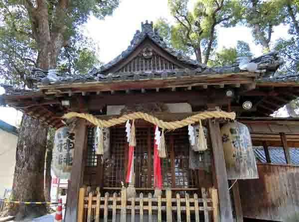 高瀬神社 土居_a0045381_13232436.jpg