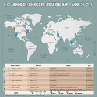 4月7日・世界 米空母配置図 / 画像_b0003330_2203829.jpg