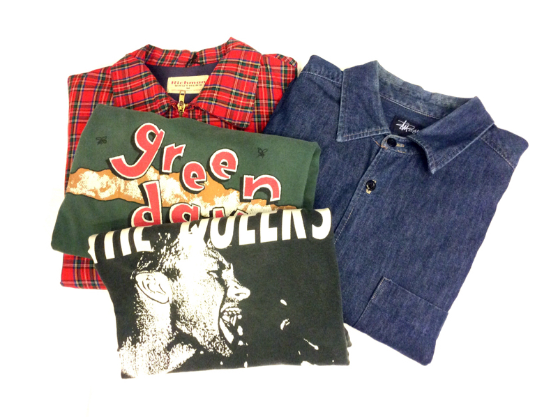 「 RICHMAN & STUSSY & QUEERS 」_c0078333_19340133.jpg