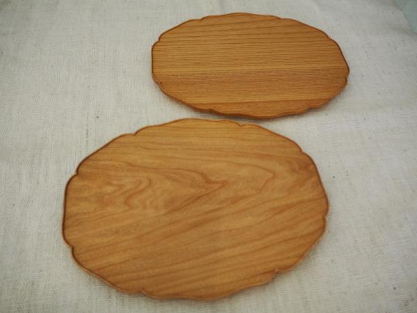 木のお皿 studio fujino_b0132442_15563923.jpg