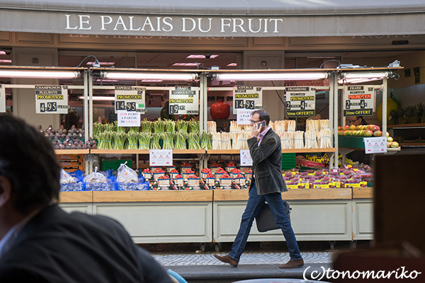 白アスパラガスで感じるパリの季節&カフェごはん_c0024345_08293359.jpg