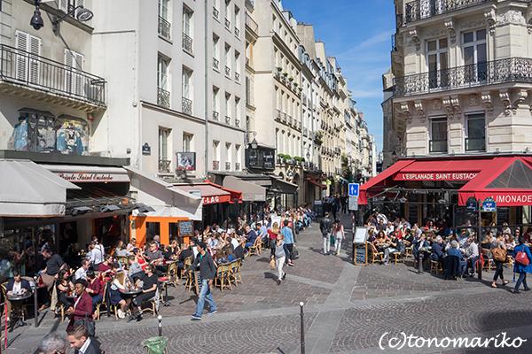 白アスパラガスで感じるパリの季節&カフェごはん_c0024345_08293466.jpg