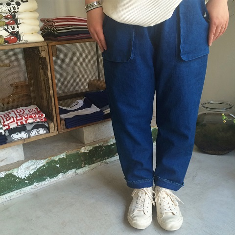 Slow Hands : Linen beach pants_a0234452_20261533.jpg