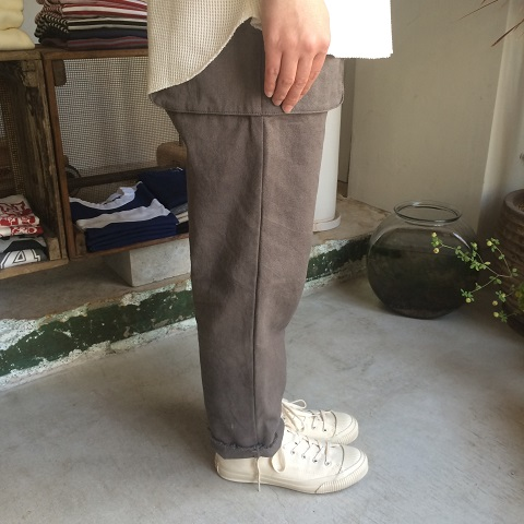 Slow Hands : Linen beach pants_a0234452_20262335.jpg