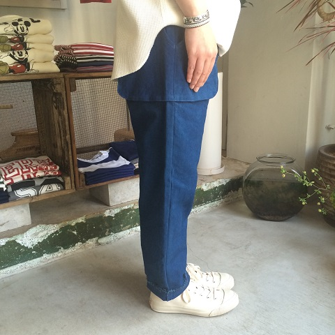 Slow Hands : Linen beach pants_a0234452_20263188.jpg