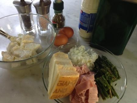リコッタチーズのパイ_a0136671_00113118.jpg