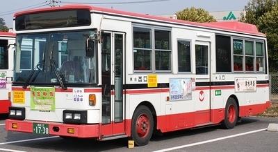 一畑バス いすゞU-LR332J・KC-LR333J +西工58MC_e0030537_00390844.jpg