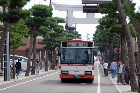 一畑バス いすゞU-LR332J・KC-LR333J +西工58MC_e0030537_01212169.jpg