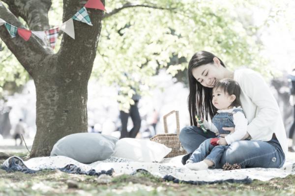 桜のロケーション撮影@代々木公園 東京渋谷 子供写真・家族写真撮影スタジオ Holidays Photo Service_c0351247_16401980.jpg
