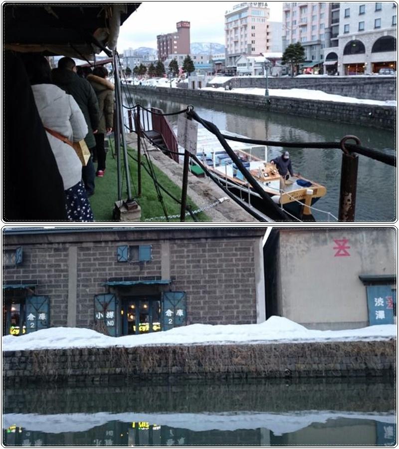 冬の小樽運河クルーズ_b0236665_21594420.jpg