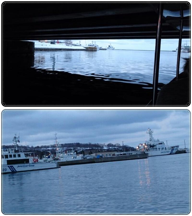 冬の小樽運河クルーズ_b0236665_22035882.jpg