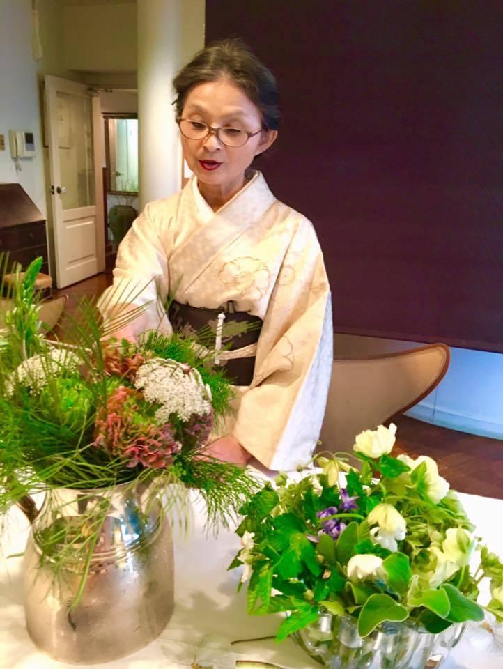 「岡本啓子先生主宰のラ・ココット」でアフタヌーン・ティーをenjoy♪_a0138976_15504235.jpg