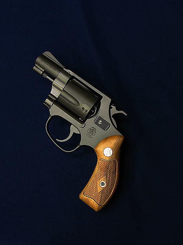 タナカ S&W M36 チーフスペシャル 1966年アーリーモデル  モデルガン_f0131995_22470120.jpg