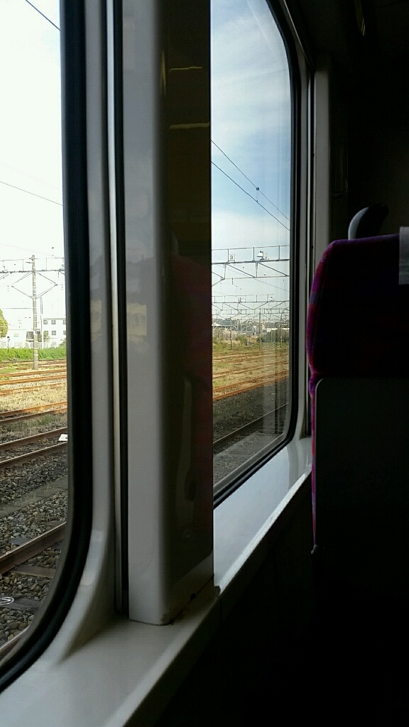 グリーン席は快適ですな_d0092901_21000942.jpg