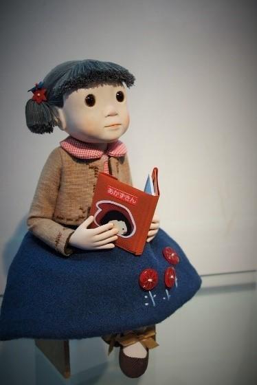 ー 人形展 むかし、むかし…ⅩⅩ 作品のご紹介 ー_b0232919_12271238.jpg