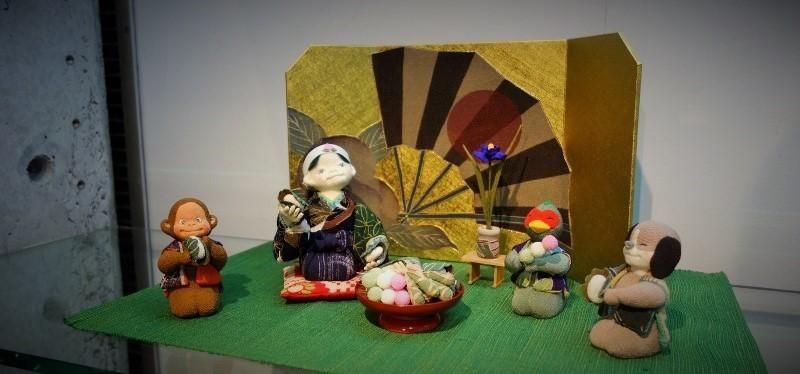 ー 人形展 むかし、むかし…ⅩⅩ 作品のご紹介 ー_b0232919_12292589.jpg