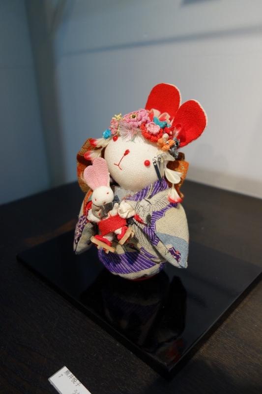 ー 人形展 むかし、むかし…ⅩⅩ 作品のご紹介 ー_b0232919_12533735.jpg
