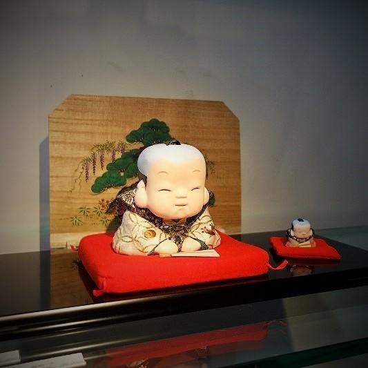 ー 人形展 むかし、むかし…ⅩⅩ 作品のご紹介 ー_b0232919_12582890.jpg