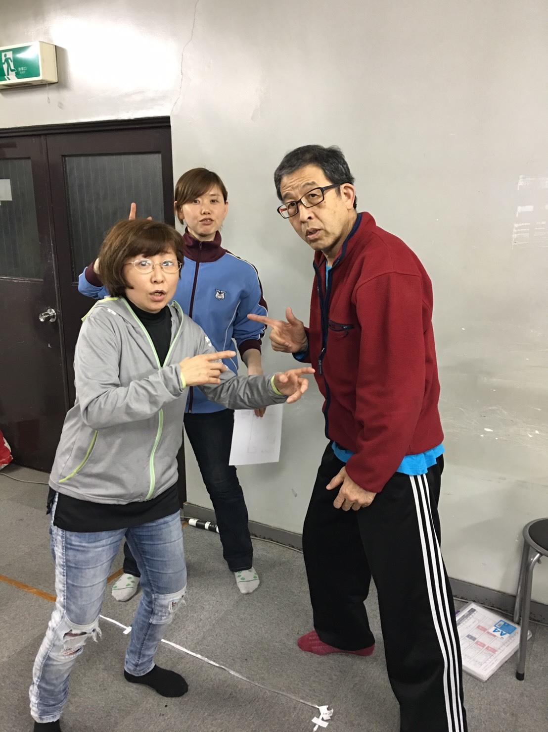 おっ、ぺれった若手公演「ガールズトーク」_a0163623_00440668.jpg