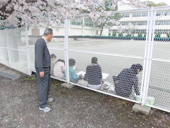 お花見 ~ 春の歩行訓練週間 ~_e0222340_15393349.jpg