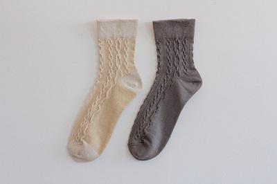 春の靴下第二弾_b0171381_21394147.jpg