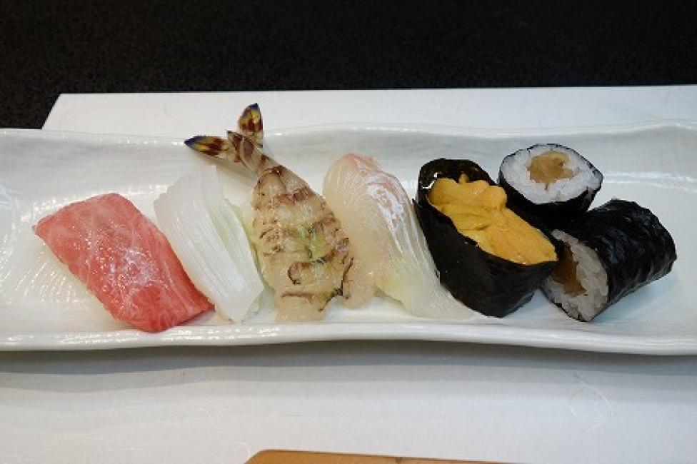 寿司 割烹 浪花 (なにわ) (下関市)_a0152501_12033539.jpg