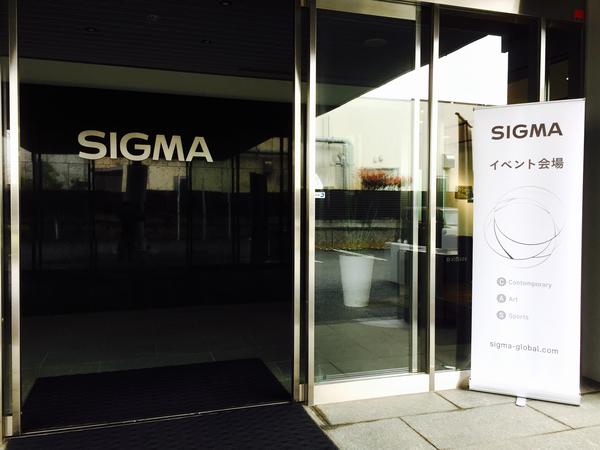 SIGMA 新製品体験イベント 2017 spring(in黒川)にオリジナルアクセサリーを出展しました!_b0213320_2343749.jpg