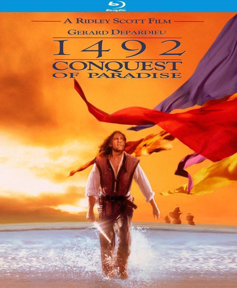 1492コロンブス」北米盤Blu-ray...