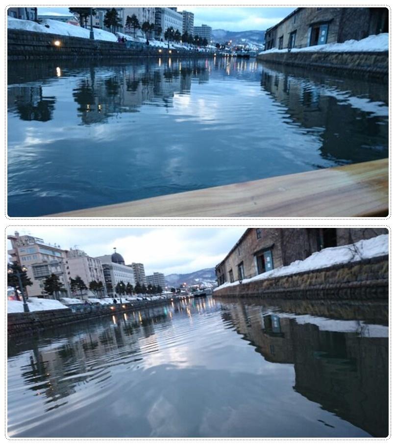 冬の小樽運河クルーズ_b0236665_05140373.jpg