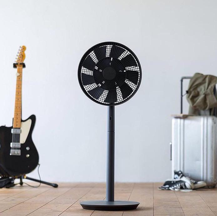 扇風機「グリーンファン」2017モデルがこれまたカッコいい〜_a0341288_21564332.jpg