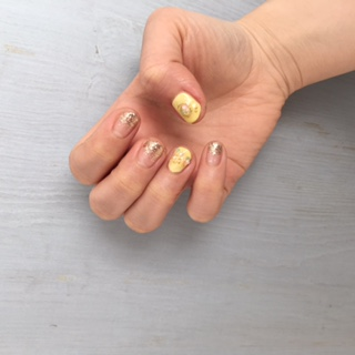 new nail_a0118722_9573659.jpg