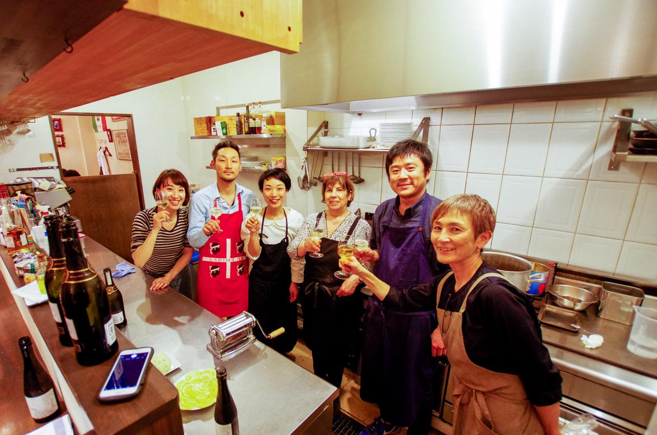 サルデーニャ食事会_b0279058_16510339.jpg