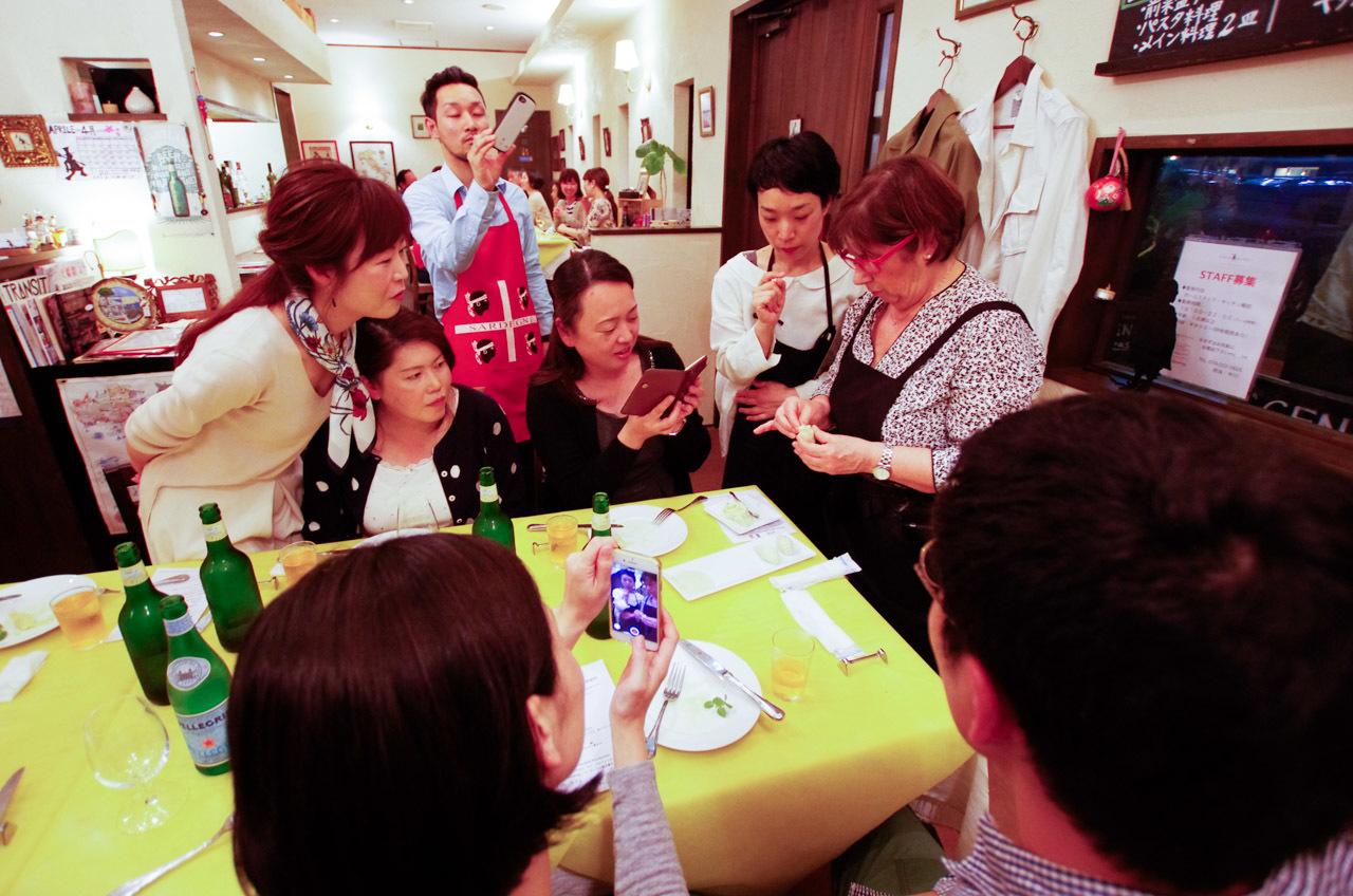 サルデーニャ食事会_b0279058_16544562.jpg
