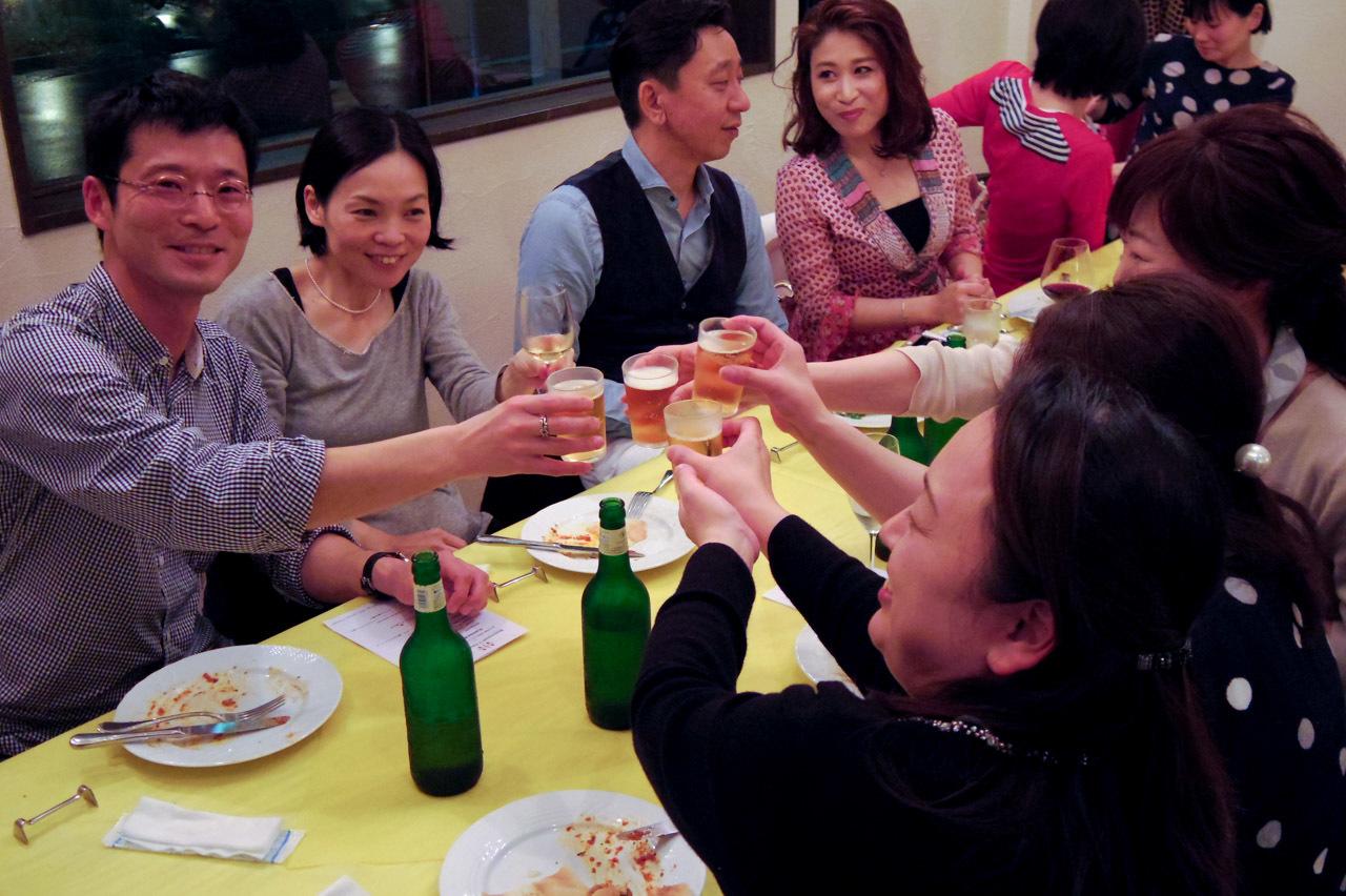 サルデーニャ食事会_b0279058_16570621.jpg