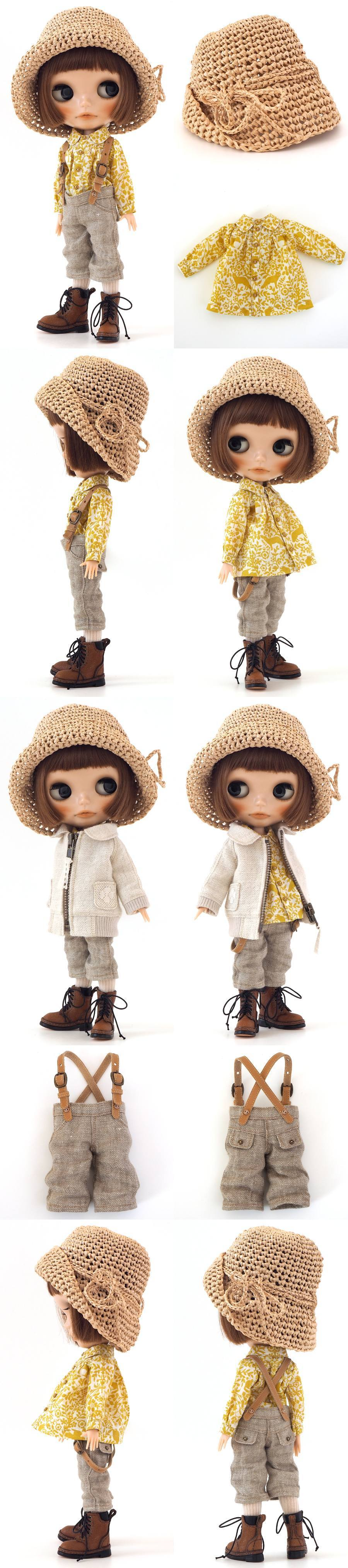 ** Blythe outfit ** Lucalily 527**_d0217189_17041476.jpg